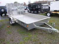 2015 Car Mate Trailers CM612AST-G CM612AST-G Car Mate