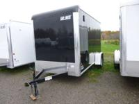 2015 Car Mate Trailers CM612CC CM612CC Car Mate 6x12