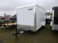 2015 Car Mate Trailers CM612EC CM612EC Car Mate 6x12
