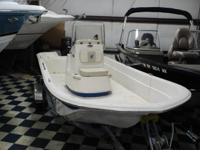 18' 2015 CAROLINA SKIFF, POWERED WITH 70 HP SUZUKI FOUR