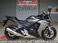 Honda CBR500R Sport Bike SALE : Honda of Chattanooga -