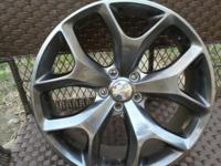 Stock 2015 Dodge Challenger R/T Plus  rims for
