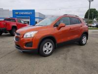 This used 2015 Chevrolet Trax in Masontown, PA is worth