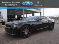 Great deal on this one owner no accident Camaro!