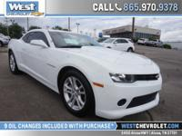 Here is a low payment opportunity on a low mile Camaro.