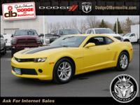 Options:  2015 Chevrolet Camaro Ls|Bright