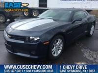 Check out this 2015 Chevrolet Camaro LS. Its Manual