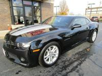 One Owner. 2015 CHEVROLET CAMARO 2LS, 1-OWNER ONLY
