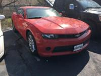 Excellent Condition. LS trim, Red Hot exterior and