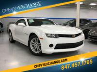 Options:  2015 Chevrolet Camaro Ls W/2Ls|3.6L
