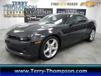 Rear Vision Package, RS Package, Camaro 1LT, 2D Coupe,