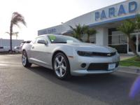LOW MILES AND NICELY EQUIPPED! - - - 2015 Chevrolet