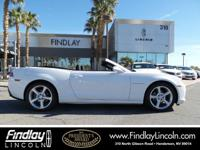 FUEL EFFICIENT 28 MPG Hwy/17 MPG City! CARFAX 1-Owner.