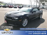 This used Chevrolet Camaro LT w/1LT is now for sale in