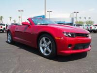 Come see this 2015 Chevrolet Camaro LT. Its Automatic