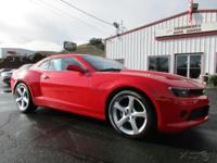 Options:  2015 Chevrolet Camaro 1Lt|3.6L V6 24V|6-Speed