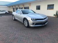 This 2015 Chevrolet Camaro LT is offered to you for
