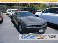 Options:  2015 Chevrolet Camaro Lt W/1Lt|Black|Web Deal