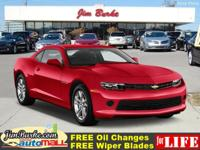 *Priced Below Market! This Camaro will sell fast!*
