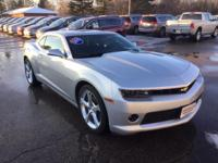 Options:  2015 Chevrolet Camaro Lt W/1Lt|While We Make