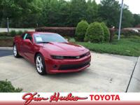 Options:  2015 Chevrolet Camaro Lt Is Proudly Offered
