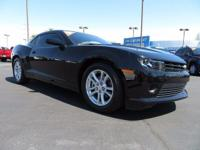 Check out this 2015 Chevrolet Camaro LT. Its Automatic
