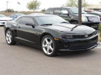 Clean CARFAX. CARFAX One-Owner.  2015 Chevrolet Camaro