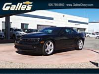 This Chevrolet Camaro has a dependable Gas V6 3.6L/217
