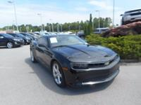 This wonderful 2015 Chevrolet Camaro is the rare family