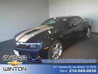 This new Chevrolet Camaro SS w/1SS is now for sale in
