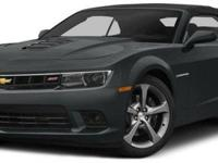 2015 Chevrolet Camaro SS For Sale.Features:Rear Parking
