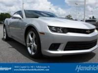 PRICED TO MOVE! This Camaro is $900 below Kelley Blue