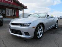 Options:  2015 Chevrolet Camaro Experience An