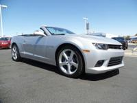 Check out this 2015 Chevrolet Camaro SS. Its Automatic