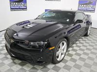 CARFAX One-Owner. Clean CARFAX. Black 2015 Chevrolet