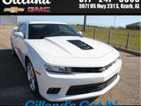 Camaro SS 1SS, 2D Coupe, 6.2L V8 SFI, 6-Speed Manual,