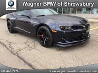 This 2015 Chevrolet Camaro SS is proudly offered by