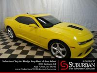 2015 Chevrolet Camaro SS with ** SUNROOF ** 6 SPEED