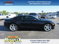 New Price! This 2015 Chevrolet Camaro SS in Black is