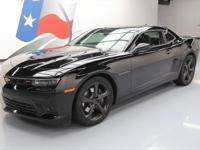 2015 Chevrolet Camaro with RS Package,6.2L V8