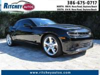CERTIFIED PRE-OWNED 2015 CHEVY CAMARO SS**CLEAN CAR