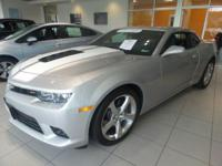 2015 Chevrolet Camaro SS 2SS Certified. GM Details:*