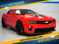Options:  2015 Chevrolet Camaro Zl1|6.2L V8|Manual