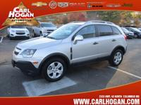 Options:  2015 Chevrolet Captiva Sport Fleet Ls|Ls 4Dr