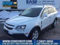 Come see this 2015 Chevrolet Captiva Sport Fleet LS.