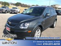 This used Chevrolet Captiva Sport LT is now for sale in