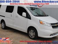 The City Van has doors all around for full and easy