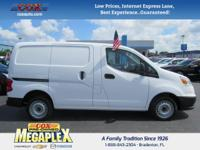 New Price! Certified. This 2015 Chevrolet City Express
