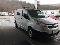 2015 Chevrolet City Express 1LS Galvanized Silver AUX