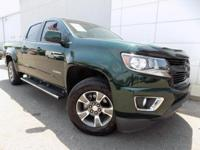 EPA 24 MPG Hwy/17 MPG City! ONLY 34,302 Miles! 4WD Z71